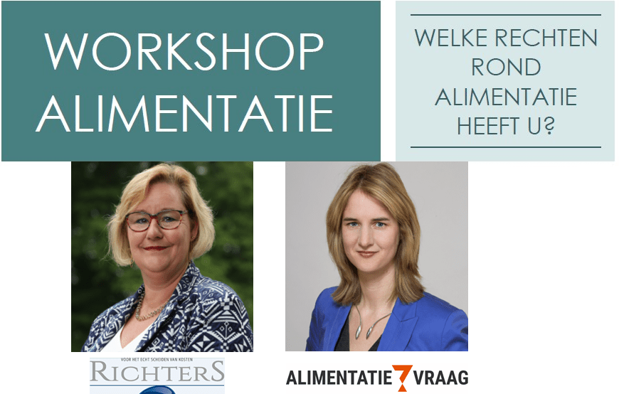Workshop alimentatie 2018?!